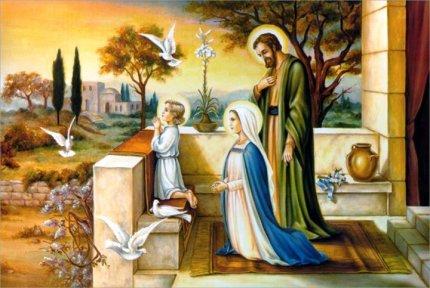 Blog Santa Famiglia di Nazareth